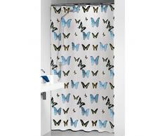 Sealskin 210571302 Rideau de douche Motif papillons 180 x 200Â cm