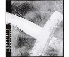Wash+Dry 087113 Energy Paillasson, Acrylique, Gris, 115 x 115 x 0,7 cm