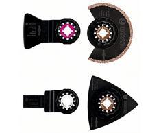 Bosch 2609256978 Set de carrelage 4 pièces Le Sanitaire - Carreleur accessoires Starlock