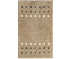 Casilin Brica Tapis de bain Acrylique Sable 100 x 60 cm