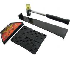 Am-Tech Kit dinstallation pour sol en bois stratifié (Import Grande Bretagne)