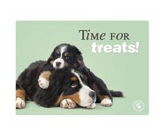 plenty gifts 511857 Napperon Studio Pets Bernese Mountain Dog, Plastic, Universel, Taille Unique