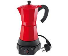 Elektro-Espressokocher 6T Classico Cafetière Italienne Rouge