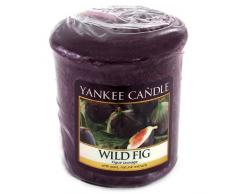 Yankee Candle 1315003E Bougie Votive Figurine Sauvage Violet