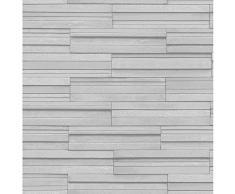 BHF FD40127 Ceramica ardoise Papier peint Carrelage de cuisine ou salle de bain-Gris