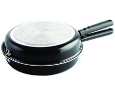 Quid Gastro Fun Poêle double spécial tortilla 26 cm
