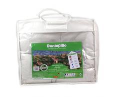 Dunlopillo Jade Couette Anti-Acariens Proneem 40% Duvet 60% plumettes de Canard 240 x 260 cm