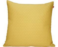 Esprit Home Housse de coussin jaune 38x38 BEAT