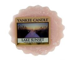 Yankee Candle (Bougie) - Lake Sunset - Tartelette en Cire