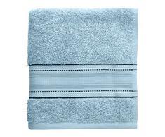 Santens SC00237700 Minimix Serviette de Toilette Coton Aqua 50 x 100 cm