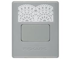 Fiskars 570 AdvantEdge Cartouche Perforatrice Dentelle Blanc