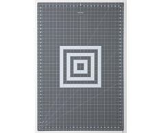 Fiskars 8372 Tapis de Découpe Gris 60 x 91 cm/24 x 36 A1