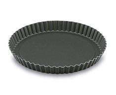 Lacor 68882 Moule à Tarte Dentelé Aluminium Antiadhésiférent 28 cm
