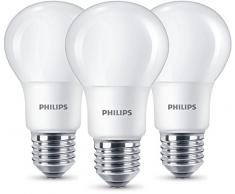Philips Ampoule LED 60W A60 E27 WW 230V FR ND 3BC/6