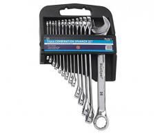 Blue Spot Tools 4125 B/Spot Peigne mixte lot de (14 pièces)