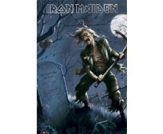 1art1® 36914 Poster Iron Maiden The Reincarnation of Benjamin Breeg 91 x 61 cm