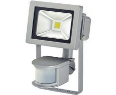 Brennenstuhl 1171250102 Spot éclairage extérieure LED L CN PIR 10 W