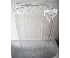 Ridder 582000-350 Ombrelle de douche Transparent