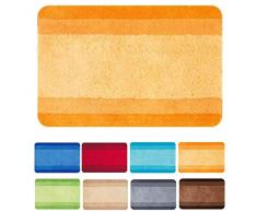 Spirella 10.09225 Balance Tapis de Bain Orange 60 x 90 cm