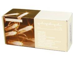 Best Season 592-20 Serie Micro Guirlande lumineuse lucioles 180 mini-LED Env. 27,9 m
