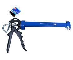 Blue Spot Tools 36467 Pistolet à calfeutrer résistant 28 cm avec buse pour aspirateur - Bleu