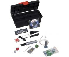 KS Tools 160.0244 Kit réparation pare-brise, sans perceuse, sans lampe UV