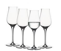 Spiegelau & Nachtmann - Authentis - Verres à vin et Carafe à décanter, Digestifglas, Lot de 4