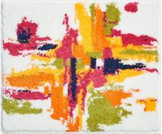 Grund Mezzo Tapis de Bain, Polyacrylique Supersoft, Blanc, 50x60 cm