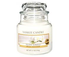 Yankee Candle bougie petite jarre, «Serviettes moelleuses»