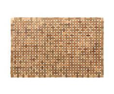Premier Housewares Paillasson dintérieur Sticko Porte en bois dacacia