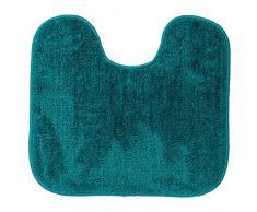 Sealskin 294428426 Tapis de Bain, Textile, Bleu, 45 x 50 cm