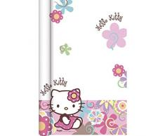 Hello Kitty 6KTY066 Nappe Bambou Rose 700 x 120 cm