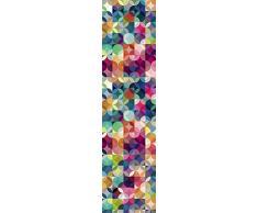 Scenolia Poster vertical déco QUADRATURE DU CERCLE 60 x 240 cm | Déco murale Qualité HD