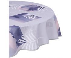 LHarmonie du décor Nappe Polyester Imprimé 180 x 180 x 180 cm