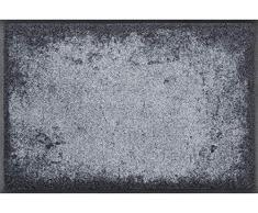 Wash+Dry 19964 Tapis, Gris, 75 x 120 cm