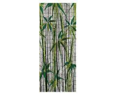 Wenko 819113500 Rideau de Bambou Multicolore 50 x 16 x 15 cm