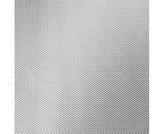 Wenko 47050100 Tapis Anti-dérapant Premium 150x50 cm Argent, Plastique, 50 x 5,8 x 5,8 cm