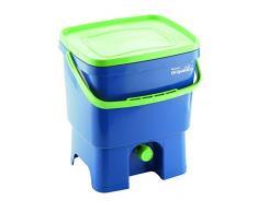 Bokashi 19750069 Composteur Organico & Activateur, Bleu-Vert