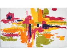 Grund Mezzo Tapis de Bain, Polyacrylique Supersoft, Blanc, 70x120 cm