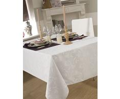 Calitex 80V4504301A Ombra Nappe Polyester Blanc 200 x 150 cm
