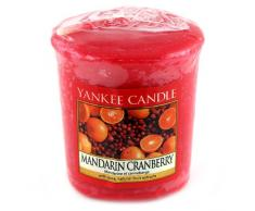 Yankee Candle (Bougie) - Mandarin Cranberry - Votive