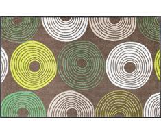 Wash+Dry Cyclone Tapis Surface en Polyamide, Coloré, 75/120