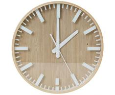 Horloge Murale pLATINET yESTARDAY Â«31,3 cm-Beige