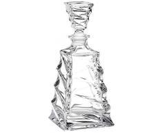 Crystaljulia 12942 Carafe à whisky en cristal 750 ml