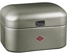 Wesco 235 101-03 Boîte à pain Single Grandy (Maillechort)