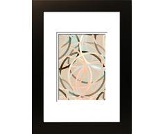 Empireposter 739759Â Bristol 21Â x 30Â cm Cadre en panneau MDF Cadre photo avec vitre en verre 1Â photo 13Â x 18Â cm, bois, multicolore/Noir, 30.0Â x 21.0Â x 2.0Â cm