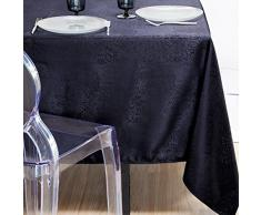 LOVELY CASA TOTEMA Nappe Coton, Anthracite