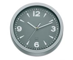 kela 22736 Florenz Horloge Murale Polystyrène Gris 20 x 20 x 4 cm