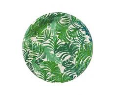 Talking tables assiettes en papier Jetables Parfait Pour Fetes de Theme Jungle, Anniversaires ou Gouter