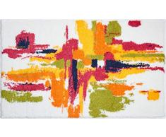 Grund Mezzo Tapis de Bain, Polyacrylique Supersoft, Blanc, 60x100 cm